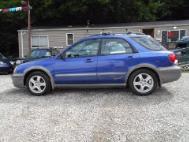 2004 Subaru Impreza Outback