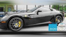 2008 Ferrari 599 GTB Fiorano Base