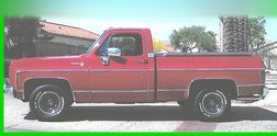1979 Chevrolet Cragar Wheels Dual Gas Tanks