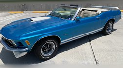 1970 Ford Mustang 2dr Conv
