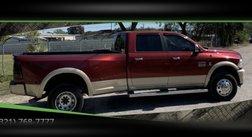 2013 Ram Ram Pickup 3500 Laramie Longhorn