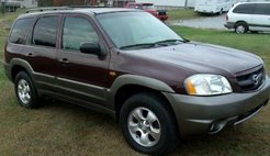 2001 Mazda Tribute LX 4WD