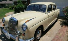 1959 Mercedes-Benz 1959 MERCEDES-BENZ 220 S /68K MILES
