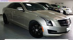 2016 Cadillac ATS 2.5L Luxury Collection