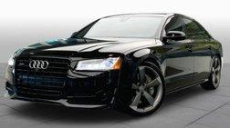 2018 Audi A8 3.0T quattro