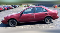 1997 Nissan Sentra Base