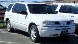 2002 Oldsmobile Bravada Base