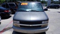 1999 Chevrolet Astro Base