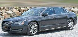 2011 Audi A8 quattro