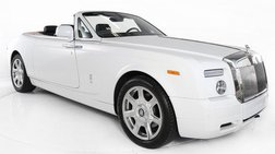 2011 Rolls-Royce Phantom Drophead Coupe Base