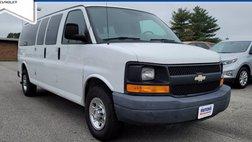 2015 Chevrolet Express LS 3500