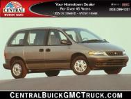 1997 Plymouth Voyager SE