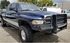 2002 Dodge Ram 2500 Long Bed