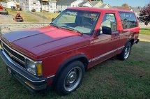 1992 Chevrolet S-10 Blazer S10