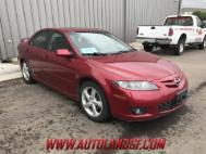 2006 Mazda MAZDA6 s Sport