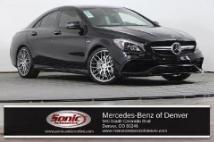 2018 Mercedes-Benz CLA-Class AMG CLA 45
