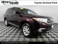 2013 Toyota Highlander Base Plus