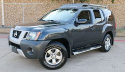 2010 Nissan Xterra X Sport Utility 4D