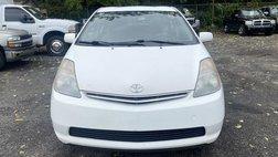 2008 Toyota Prius Hatchback 4D