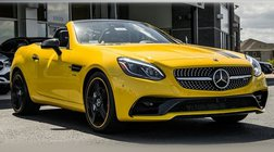 2020 Mercedes-Benz SLC AMG SLC 43