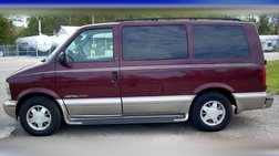 2002 Chevrolet Astro LT Ext. AWD