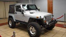 2006 Jeep Wrangler Sport