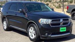 2011 Dodge Durango Crew