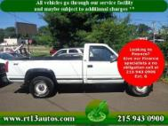 1992 GMC Sierra 2500 Base