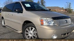 2007 Mercury Monterey Luxury