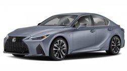 2021 Lexus IS 350 F SPORT