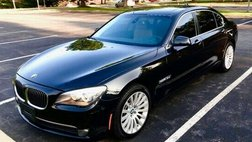 2011 BMW 7 Series 750Li xDrive