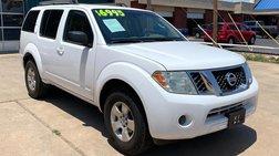2009 Nissan Pathfinder 2WD 4dr V6 S