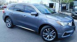 2019 Acura MDX SH-AWD w/Advance