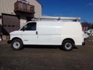 2001 Chevrolet Express Cargo Van G3500