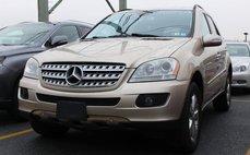 2006 Mercedes-Benz M-Class ML 500