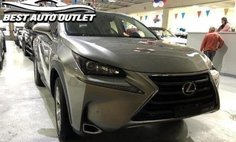 2017 Lexus NX Turbo