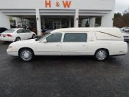 1998 Cadillac DeVille Professional