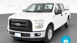 2016 Ford XL Pickup 4D 5 1/2 ft