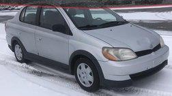 2001 Toyota Echo Base