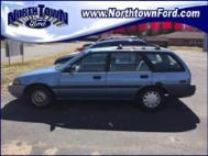 1992 Ford Escort LX