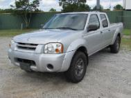2004 Nissan Frontier LE-V6