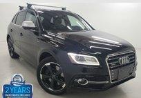 2014 Audi SQ5 3.0T quattro Premium Plus