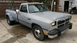 1991 Dodge RAM 350