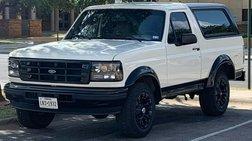 1995 Ford Bronco U100