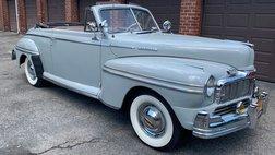 1948 Mercury 89M