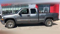 1999 Chevrolet Silverado 2500 LS