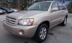 2007 Toyota Highlander Limited