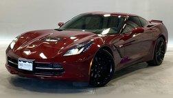 2017 Chevrolet Corvette Stingray Z51