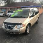 2007 Chrysler Town and Country Limited