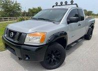 2008 Nissan Titan LE Pickup 4D 6 1/2 ft